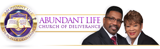 Abundant Life Church of Deliverance Logo
